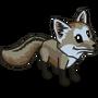 Gray Fox Kit-icon