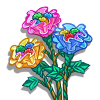Paper Flower-icon