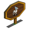 Party Horse Mastery Sign-icon