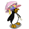 Spring Bonnet Penguin-icon