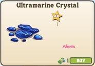 Ultramarine Crystal Market Info