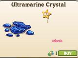 Ultramarine Crystal