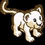 White Lion Cub-icon
