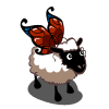 Butterfly Sheep I-icon