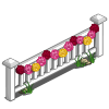 Carnation Fence-icon