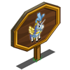 Caro-Mini Pegacorn Mastery Sign-icon