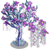 Enchanted Iris Tree-icon