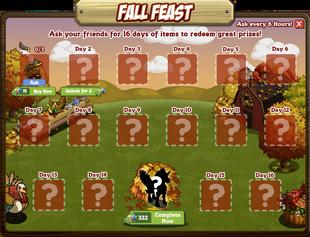 Fall Festival Day 1