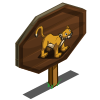 Mountain Lion Mastery Sign-icon