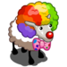 Party Clown Sheep-icon
