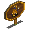Penguin Inspector Mastery Sign-icon