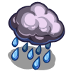 Rain Clouds-icon