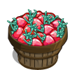 Sprinkle Strawberry Bushel-icon