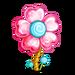 Sweet Flower Heart Tree-icon