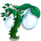 Water Droplet Tree-icon
