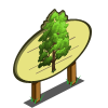 American Linden Tree Mastery Sign-icon