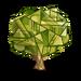 Cubist Tree-icon