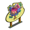 Doormouse in a Teapot Tree Mastery Sign-icon