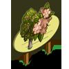 Giant Broom Tree Mastery Sign-icon