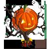 Giant Decorated Halloween Tree-icon
