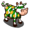 Gold Coins Cow-icon