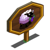 Grape Sheep Mastery Sign-icon