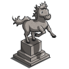 Horse Sculpture-icon