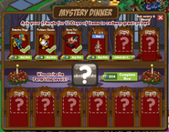 Mystery Dinner Countdown Day 4
