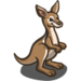 Bridled Wallaby-icon