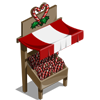 Candy Cane Stall-icon