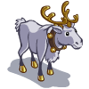 Golden Bell Reindeer-icon