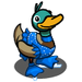 Ice Skate Duck-icon