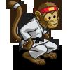Kung Fu Monkey-icon