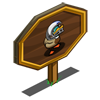 Line Quacker I Mastery Sign-icon