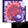 Shimmer Peacock-icon