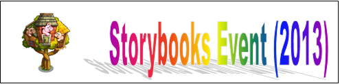 Storybooks Event (2013) Event Banner