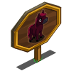 Blackcherry Mini Horse Mastery Sign-icon