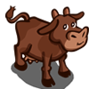 Brown Cow-icon