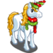 Holiday Tinsel Unicorn-icon
