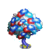 Independence Colors Tree-icon
