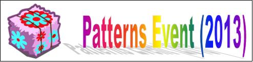 PatternsEvent(2013)EventBanner