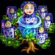 Russian Doll Tree-icon