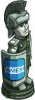 Amex Centurion Statue-icon