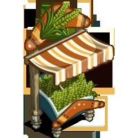 Green Australian Barley Stall-icon