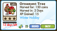 Ornament Tree Market Info 2011
