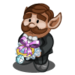 Ring Bearer Gnome-icon