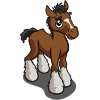 Shire Foal-icon