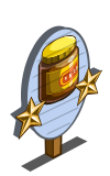 Vegespread 2 Star Mastery Sign-icon