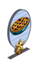Wild Blueberry Pie 1 Star Mastery Sign-icon