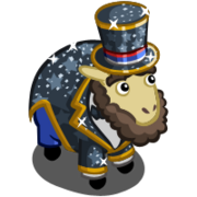 Abe Lincoln Sheep-icon